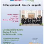 Concerto di musica sacra a Falzes, 11.06.2017