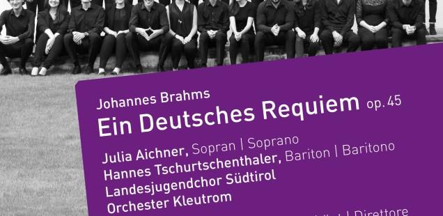 """Brahms """"Ein Deutsches Requiem"""", 11.11.2017, Bolzano – Duomo"""